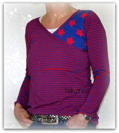 Naehzirkus: Shirt oder Kleid by #allerlieblichst