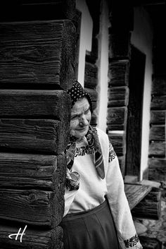 Grandma Ileana ( In Bucovina, Romania)