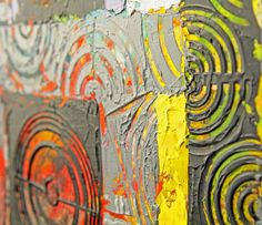 plaster art and sgraffito - Google Search