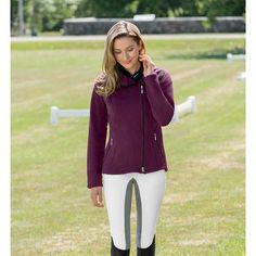 Arista® Box Fleece Jacket | Dover Saddlery