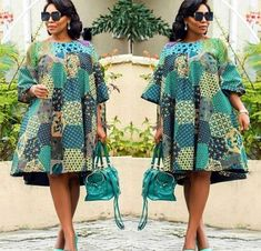100 Latest Ankara Styles 2020 for High Class Beautiful Ladies. Beautiful Ankara Styles Beauty is everything in the world today and as a lady, Ankara Latest African Fashion Dresses, African Dresses For Women, African Print Dresses, African Print Fashion, African Attire, African Wear, African Women, Fashion Prints, African Style