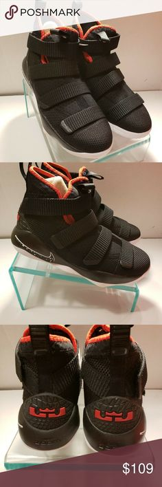 4fe517a6655 Nike Lebron Soldier XI 918369 002 6.5Y ITEM  NIKE LEBRON SOLDIERS XI (GS