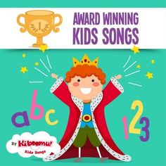 """Award-Winning Kids Songs"" enhances the development of motor skills, language acquisition, reading readiness, and math concepts.  Award-Winning Kids Songs features 40 FUN, active songs that your kids will LOVE singing throughout the day. The songs introduce practical, useful language children can use to communicate right away.These songs are ideal for preschool and kindergarten children, and includes the song lyrics.Award-Winning Kids Songs:BINGO PhonicsBringing Home a Baby BumblebeeClean…"