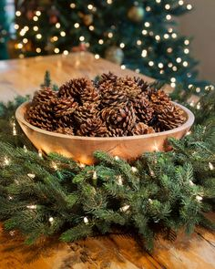 Balsam Hill has premium Big Pinecones Pine Coness. This is a Pine Cones, part of Balsam Hill's Premium Artificial Christmas Trees collection
