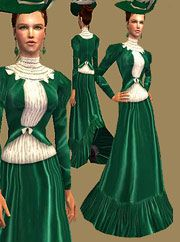 ALL ABOUT STYLE > VICTORIAN > ADULT > FEMALE > CASUAL > Page 8