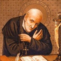 The Catholic Review > God is in the clouds: St. Alphonsus Liguori: Quick facts and prayers to the patron saint of arthritis sufferers