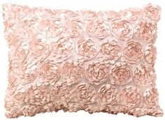 Make this pink and ruffly pillow a mini-Valentine for your sweetie.