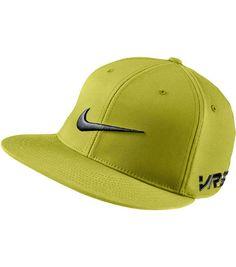 5b7a2794b5019 Nike Golf Mens Flat Bill Tour Cap in Sporting Goods