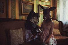 Fairy Tales – Les photographies sombres et surréalistes de Laura Makabresku