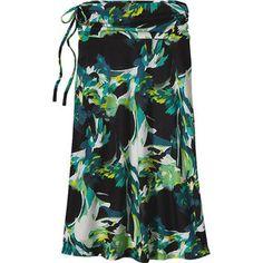 Selected #Patagonia summer styles 30% off! Kamala Skirt (Women's) #Patagonia at RockCreek.com. Perfect length to change biking shorts!