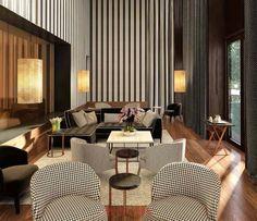 Mandarin Oriental Hotel, Milano, Lombardia, Italia - Interiors — antonio citterio patricia viel and partners