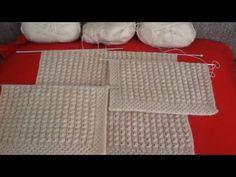 Şiş İle Gelin Yeleği Yapılışı ( 1. Kısım ) - YouTube