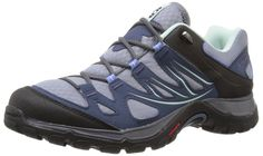 Salomon Women's Ellipse Aero Hiking Shoe -- This is an Amazon Affiliate link. You can find more details by visiting the image link.