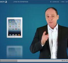 Sanofi – iPad