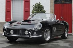 Ferrari 250 GT Racecar - Classic Cars 15 Muscle Cars