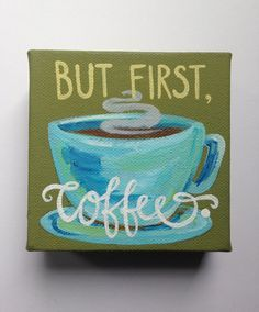 1000+ ideas about Coffee Painting on Pinterest | Art, Coffee ...