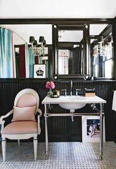Barbara Sallick's new book is the ultimate guide to a stylish bath remodel | archdigest.com