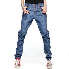 #Swanmarks Liebo New 2012 Autumn Wash Slim Jeans