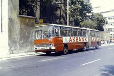 IKARUS Marka Körüklü Otobüslerimiz Vardı