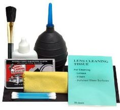 6-Piece Camera & Lens Cleaning Kit Best Brands Electronics Hardware Electrical Tools