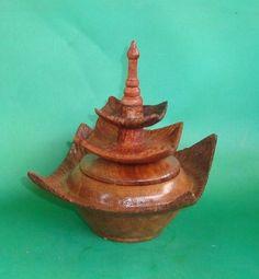 Pegoda Ring Box