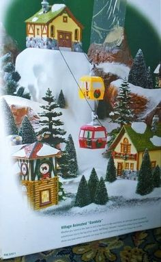 452 best christmas village ideas images on pinterest christmas