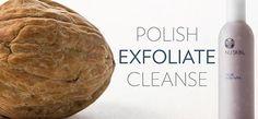 Liquid Body Lufra Walnut Shell, How To Exfoliate Skin, Lighten Skin, Anti Aging Skin Care, Beauty Secrets, Cleanse, Nu Skin, Health, Food