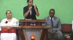 Missionária Camila Barros - A Sarça, o dia do Chamado | Pregações Evangélicas