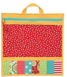 Project Bag Sewing P
