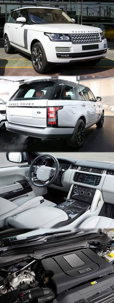 Range Rover Svr, Range Rover Supercharged, Suv Trucks, Jaguar Land Rover, Pretty Cars, Best Luxury Cars, Sub Brands, S Car, Land Rovers