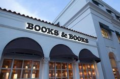 Books & Books, Miami, FL ::: South Florida's indie chain bookstore (with three primary locations and a few smaller stores) hosts pretty much all of the literary events in the region, and has a knowledgeable staff to help handsell even the most clueless sun-baked customer.