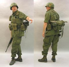 Image - Uniforme US au Viet Nam - xx-ww2-alex - Skyrock.com