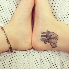 You can get a tattoo drawn on many areas of your body, on your back, on your arm, on your leg, on your…and more. Ankle is one of the most popular placement for women to get sexy small and tiny tattoos. Ankle tattoos are more visible to others a
