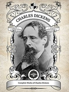 The Complete Works Of Charles Dickens Illustrated Inline Footnotes Classics Book By