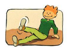 * Scharnieren en smeren! Laat de kinderen in een kring op de grond gaan zitten. De gewrichten komen één voor één , van boven naar beneden aan bod