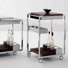 Fancy - Mojito Trolley Bar by Cattelan Italia