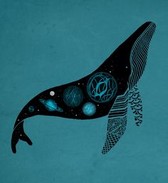 'Whale Soul And The Galactic Tour' by Monica Gifford