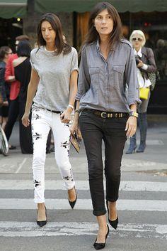 shu84: Street-Style Looks From Milan Fashion Week