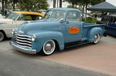 Chevy Shop Truck | by KID DEUCE