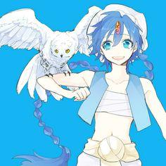 ☆☆ #anime ☆☆ MAGI