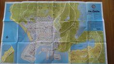 Map of Los Santos #GTA5
