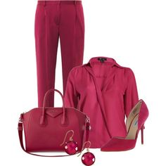 A fashion look from February 2015 featuring v neck shirts, satin pants and steve madden footwear. Browse and shop related looks.
