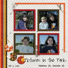 Template: LissyKay Designs - Stacks of Fun  Kit: Connie Prince - Project 2013: November