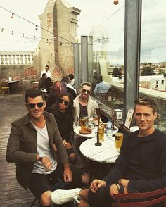 Reminiscing our killer weekend 🍺 #nakedinthesky #nakedforsatan #brunswick #melbourne #melbournenow