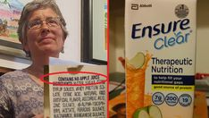 """""""I Wouldn't Feed This Stuff to a Dying Animal"""" – Terminal Hospice Patient Exposes Truth About Ensure Nutrition Drinks - See more at: http://althealthworks.com/9949/i-wouldnt-feed-this-stuff-to-a-dying-animal-hospice-cancer-patient-speaks-out-against-ensureyelena/#sthash.xkBLliI7.dpuf"""
