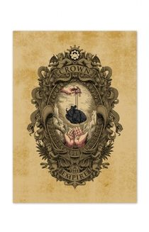 18x24 Heart Poster Poster - Crown The Empire Posters - Online Store on District Lines