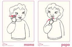 babygebaren leren - Google zoeken Baby Sign Language, Parenting, Babies, Fun, Foreign Languages, Kids, Disorders, Communication, Study