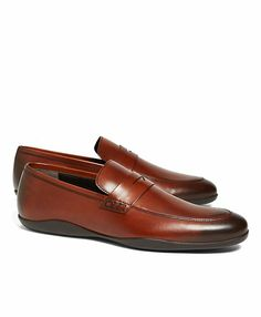Harrys of London Downing Dress Penny Loafers - Brooks Brothers