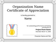 Certificate Of Appreciation Templates Free Download Daily Work Schedule Template  Excel Charts  Pinterest  Schedule .