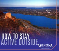 How to Stay Active Outside | Winona State University